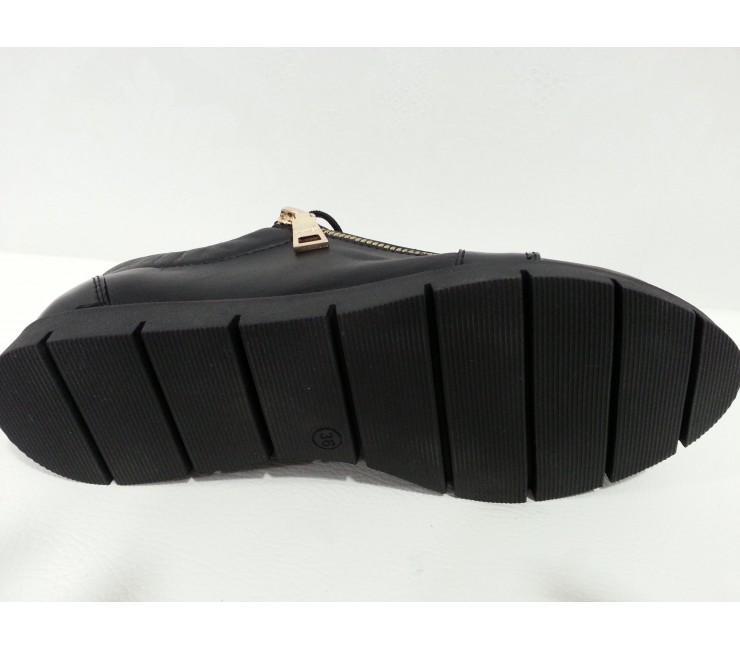 Кожаные туфли AURIS