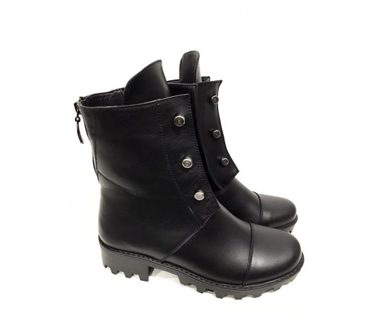 Кожаные ботинки AURIS