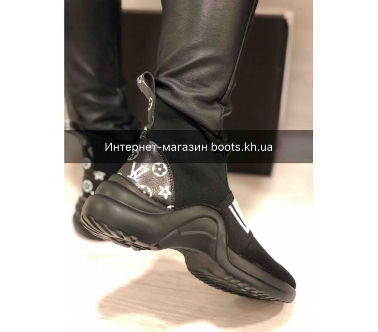 Женские кроссовки Luis Viton