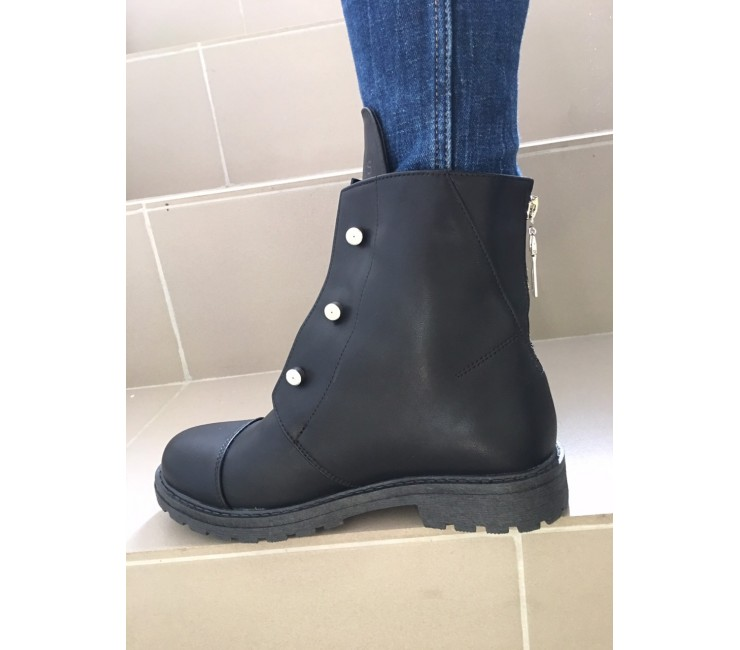 Женские демисезонные ботинки Hermes